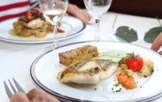 menu lagon à bord de l'aigrette le bateau restaurant