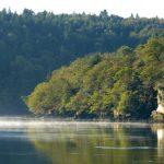 riviere odet benodet quimper
