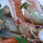 menu triskell benodet bateau restaurant