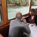 rivière de l'odet paddle bateau restaurant