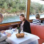 croisiere gourmande bateau restaurant benodet