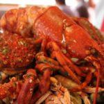 plateau fruits de mer benodet bateau restaurant bretagne