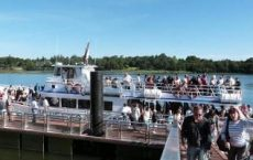 embarcadere port quimper corniguel riviere odet