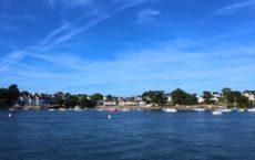 Embarcadère de Sainte Marine pour rejoindre Bénodet