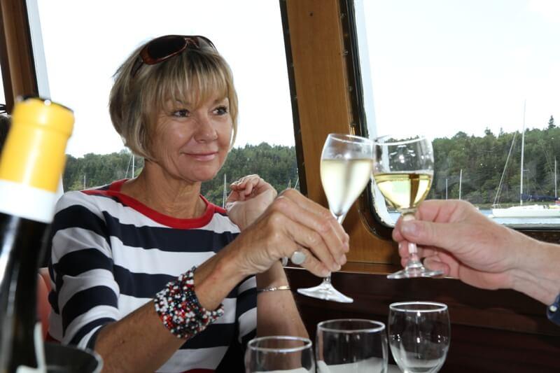 bateau restaurant vedettes de l'odet