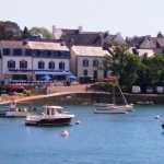 port de sainte marine finistère