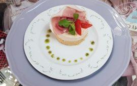 bateau restaurant benodet cheese cake