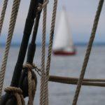 poulies voilier traditionnel corentin iles glenan