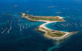 archipel des Glénan saint nicolas bananec