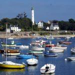 port benodet embarcadere vedettes odet riviere iles glenan phare coq bateaux