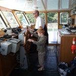 capitaine vedettes odet passerelle riviere benodet