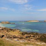archipel glenan cote rocheuse plage secrete
