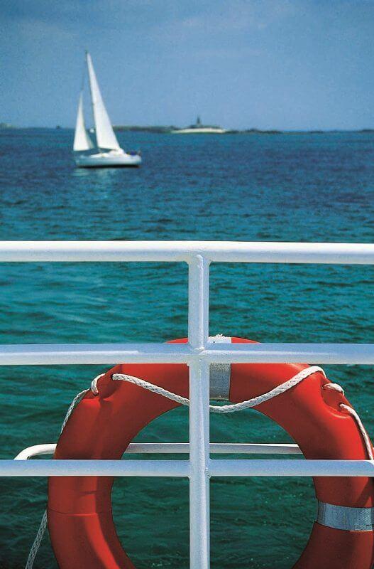 decouverte archipel glenan bord vedettes odet iles voilier