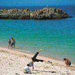 iles glenan destination famille plage baignade jeux