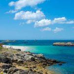 iles glenan plages paradisiaques baignade tranquilité détente bretagne sud
