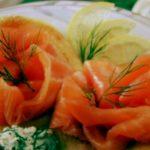 plat saumon croiisère gourmande riviere odet vedettes
