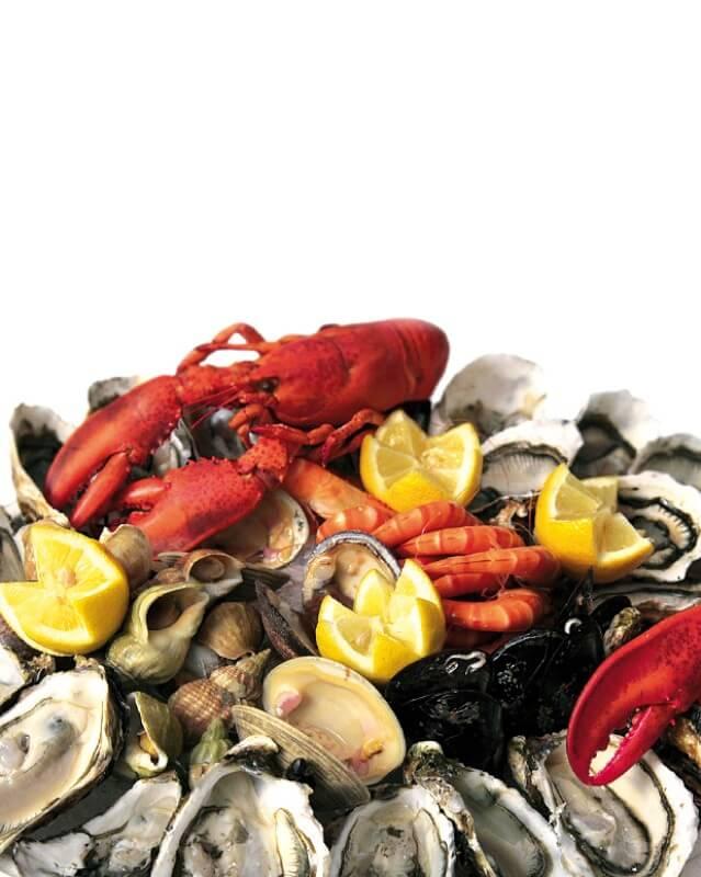 fruits mer hormard breton croisière restaurant benodet
