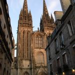cathedrale saint corentin quimper