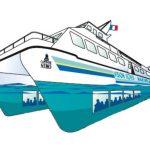 dessin capitaine nemo catamaran vision sous marine iles glenan
