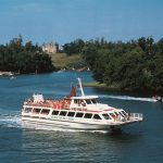 vedettes odet riviere aigrette navire bateau passagers