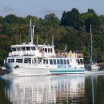 vedettes odet navire restaurant aigrette benodet riviere