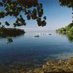 anse saint laurent foret fouesnant riviera bretonne gr34 randonnee