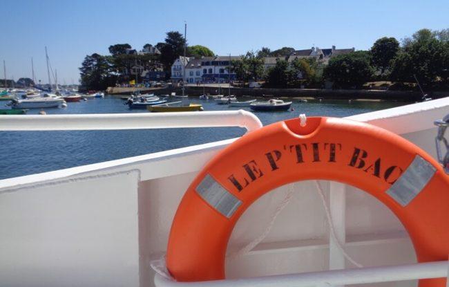 Bénodet et Sainte-Marine bouée