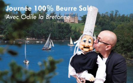 journée groupe odile la bretonne