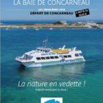 guide des croisières 2018 au départ de Concarneau