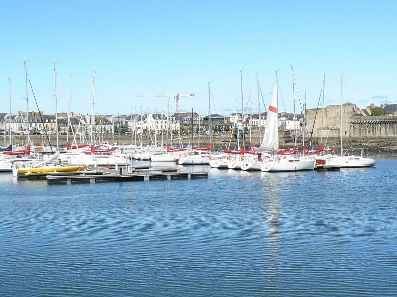 port de plaisance concarneau