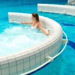 relais thalasso benodet piscine
